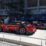 Molina's Audi-Dienstwagen
