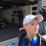Pascal Wehrleins Mercedes-Box