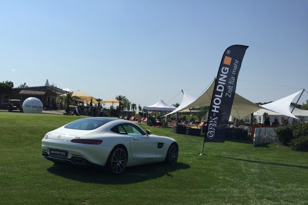 Stand zur Versteigerung: Mercedes GLA 200