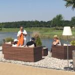 Karsten Speck im Gespräch mit Susanne von Borsody und anderen Gästen