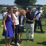 Sarah Wiener, Susanne von Borsody, Lucy und Wolfgang Stumph