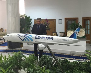 CEO-Egyptair