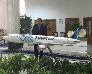 CEO-Egyptair