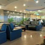 EgyptAir Business-Lounge in Kairo für Domestic Flights
