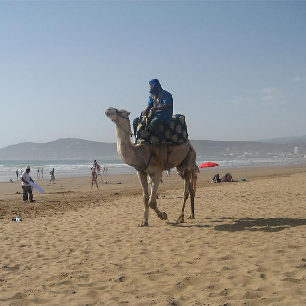 agadir-kamel-strand