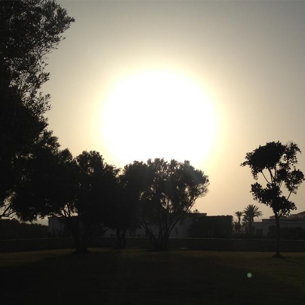 agadir-sonnenuntergang