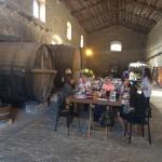 Weinverkostung bei Valle dell' Acate
