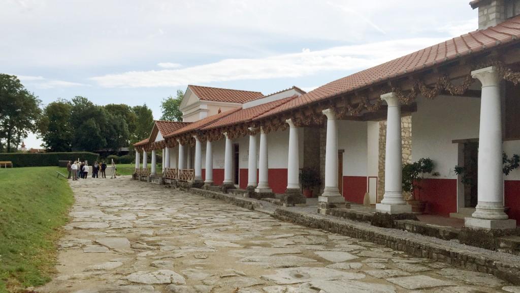 Therme und Villa Urbana
