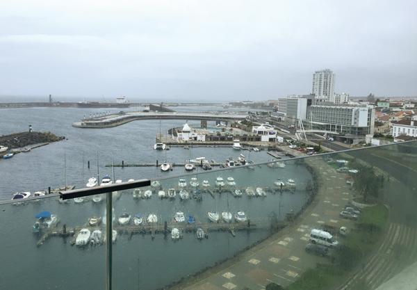 Hafen Ponta Delgada