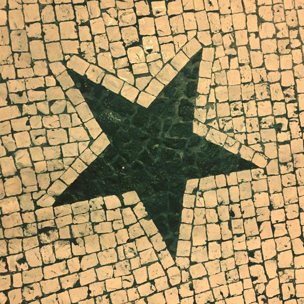 Dekoratives Straßenpflaster