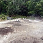 Kochen im Vulkan am Kratersee Lagoa das Furnas