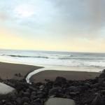 Sandstrand Santa Barbara