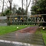 Eingang zum berühmten Park Terra Nostra Garden